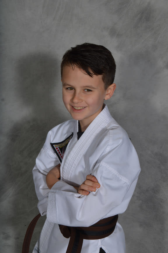 Luke Fowler in Knoxville - P3 Martial Arts