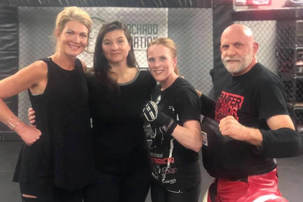 MMA near Martinez