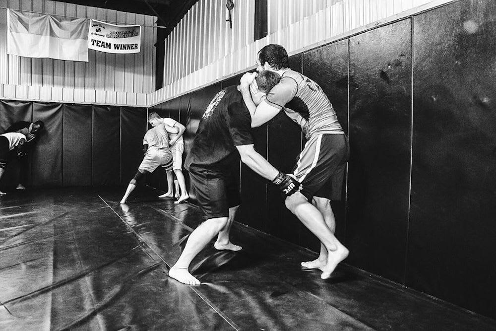 MMA near Asheville