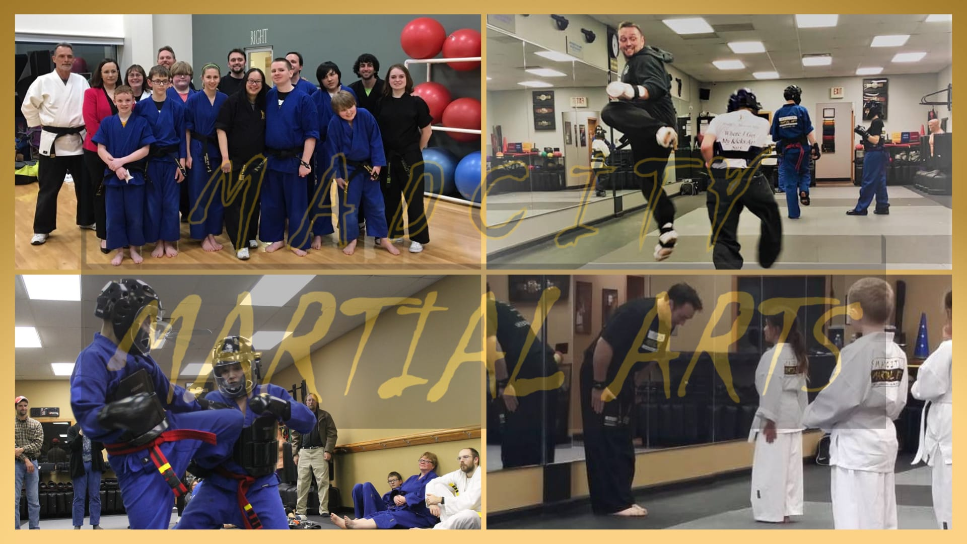 Madison's #1 Source For Quality and Effective Martial Arts Training