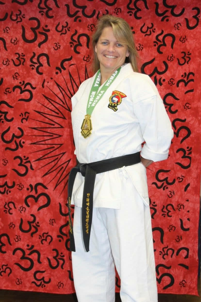 Maggie Messina in Albertson - Taecole Tae Kwon Do & Fitness