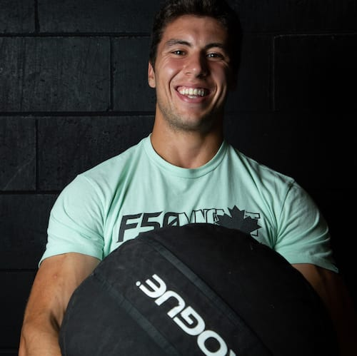 Marc Andre Ferris in Orleans - Physics CrossFit