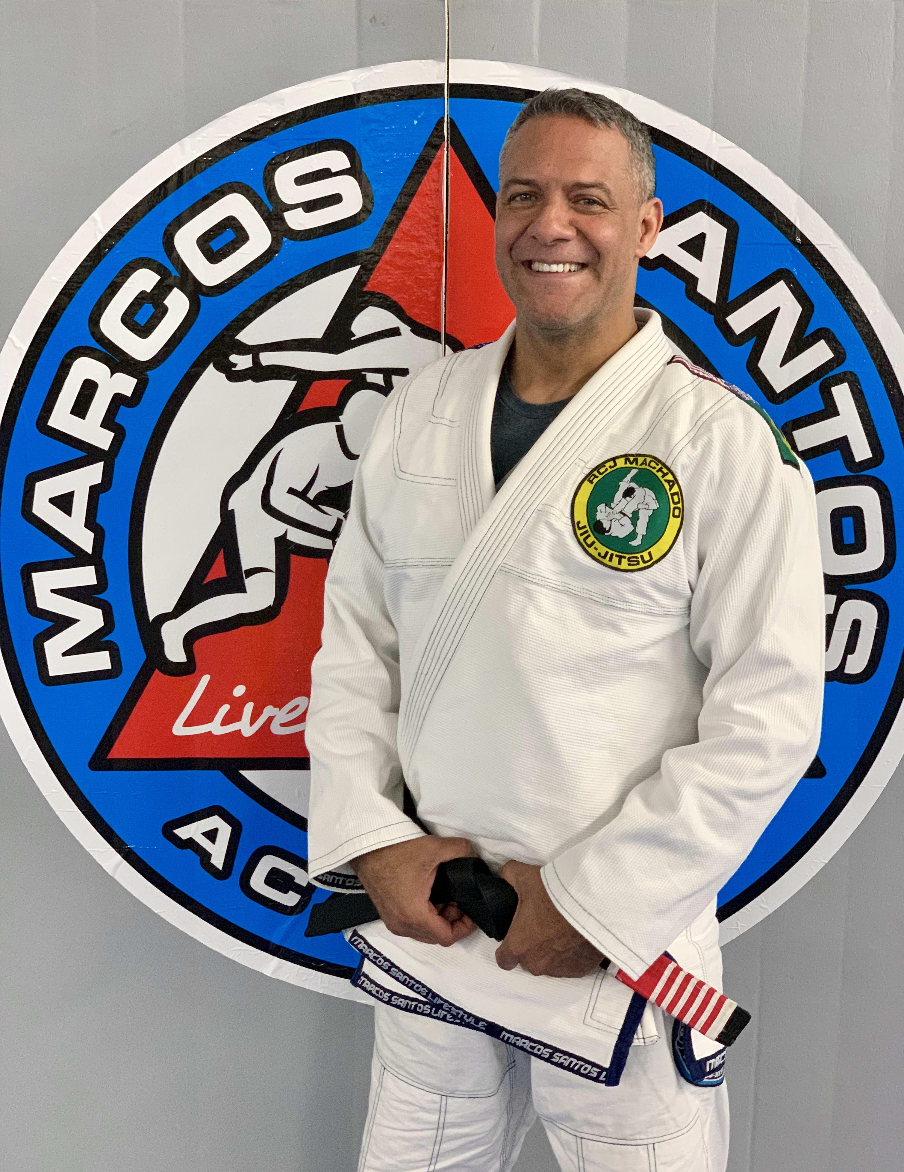 Marcos Santos in Fort Worth - Marcos Santos Academy