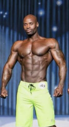 Markeith Boney in Far North Dallas - Extreme Iron Pro Gym