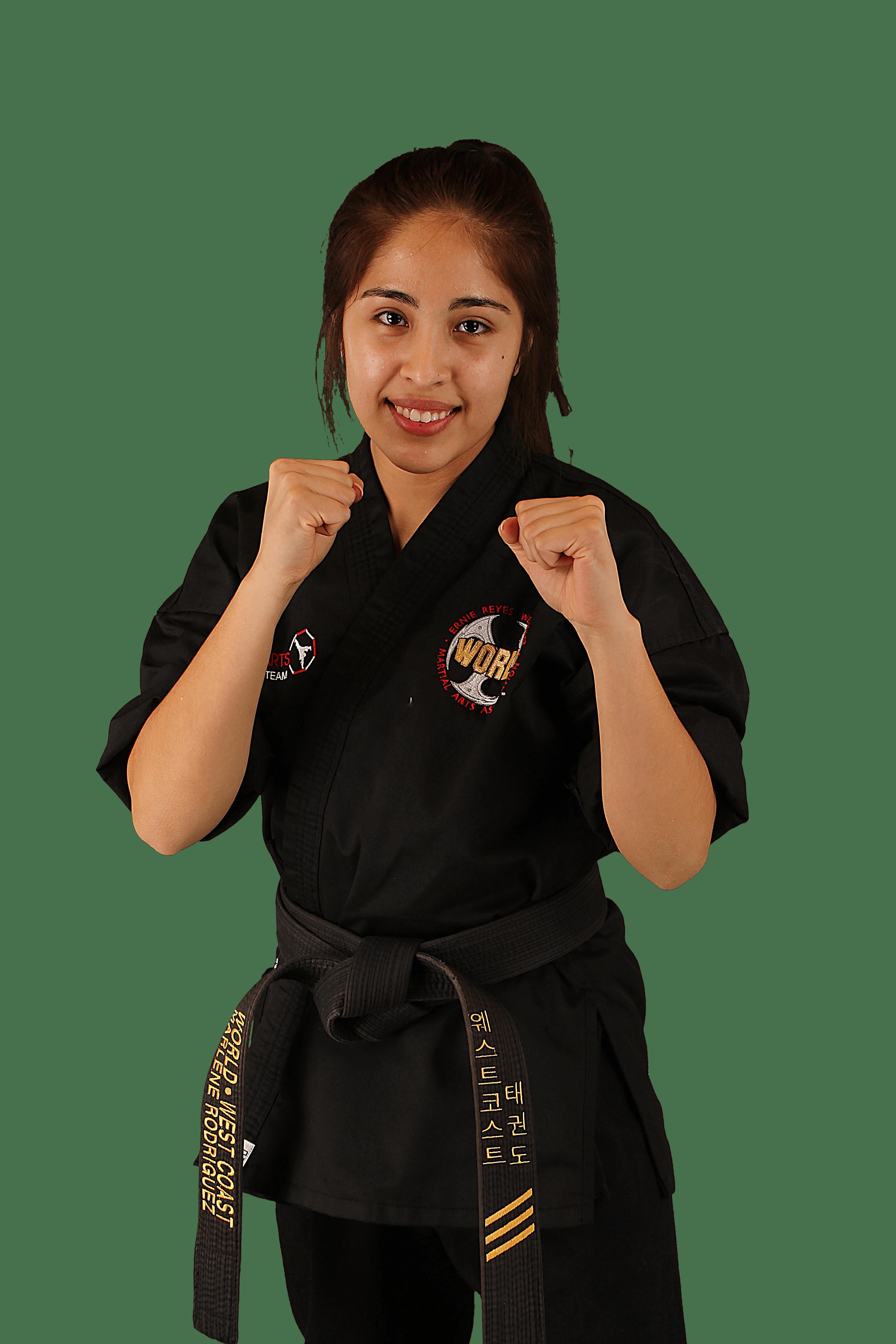 Marlene Rodriquez in Jonesboro - Joey Perry Martial Arts Academy