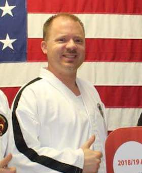 Marshal Fulgium in Benton - Benton Martial Arts