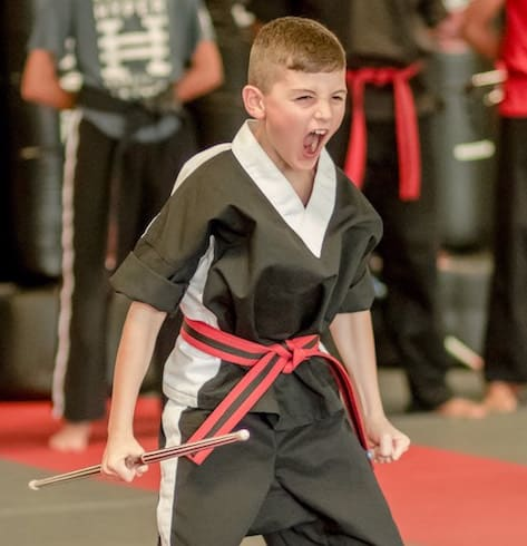 Mason Hall in Boca Raton - American Professional Martial Arts