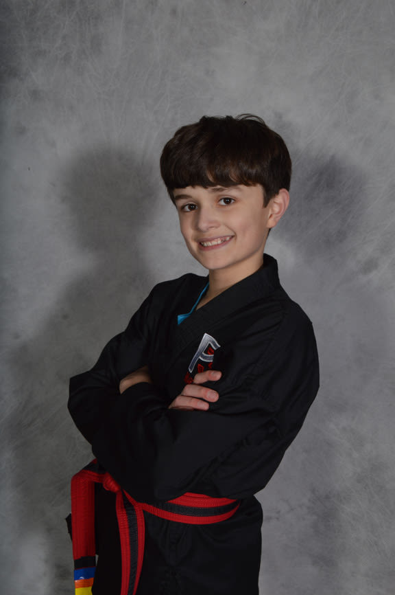 Mason Howley in Knoxville - P3 Martial Arts