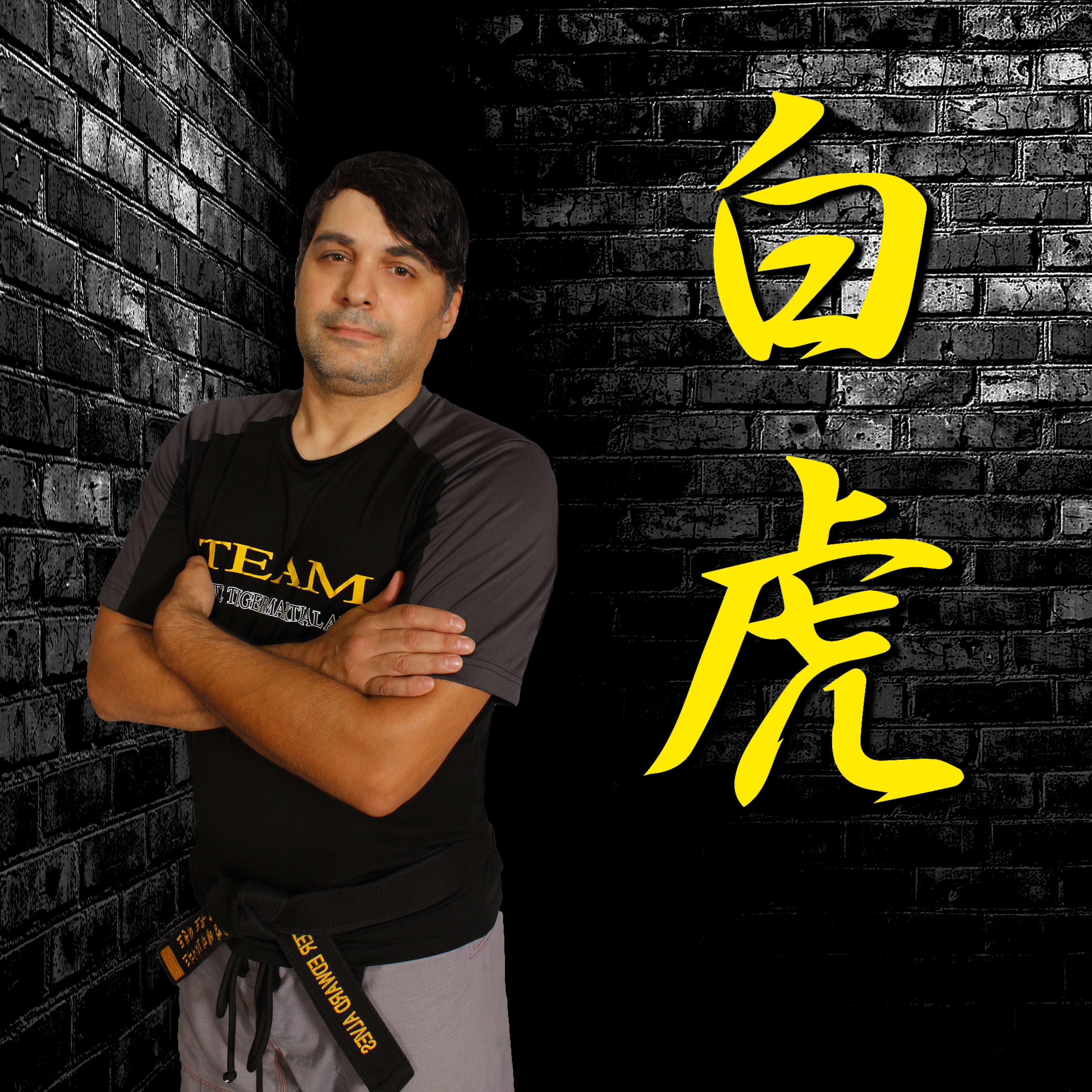 Master Ed Alves in Wayne - White Tiger Martial Arts