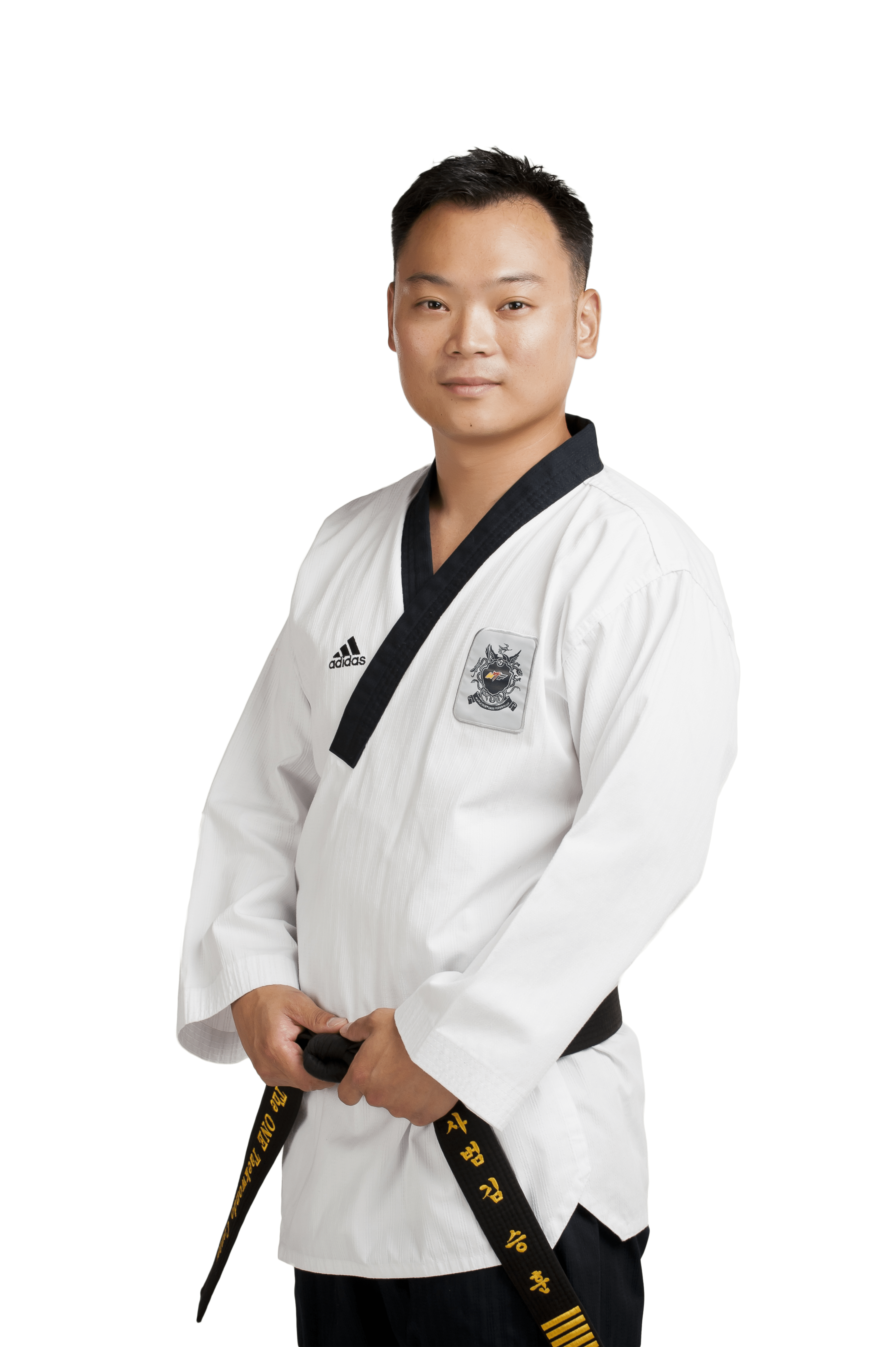 Master Kim in Woodstock - The ONE Taekwondo Center