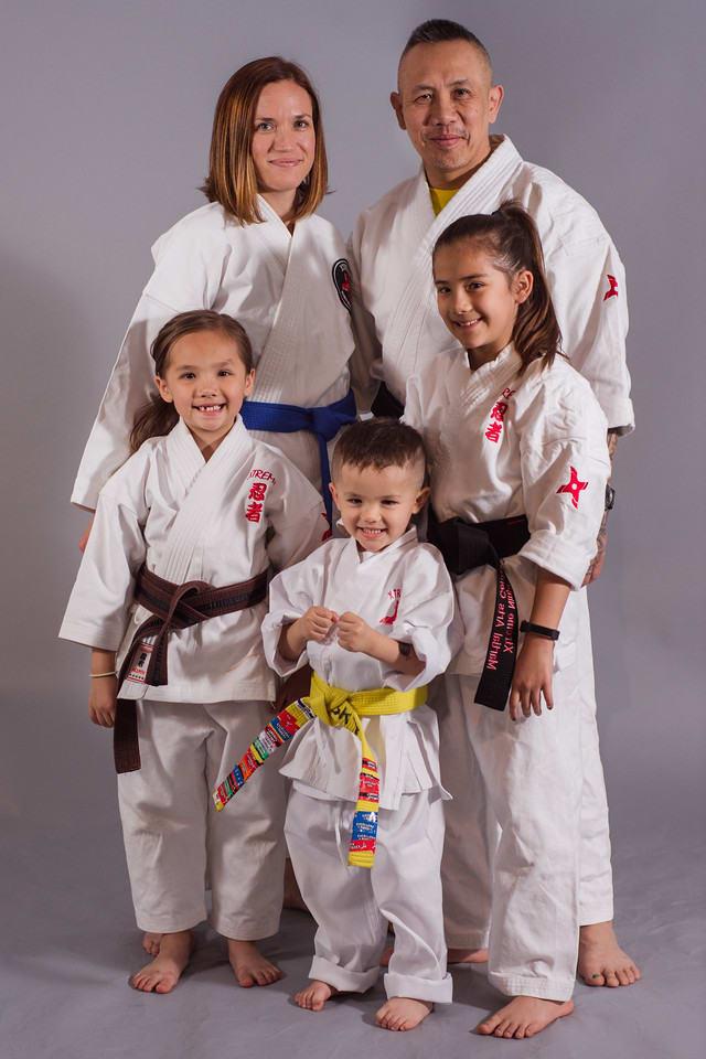 Master Ninja Cuong Nguyen in Medford - Xtreme Ninja Martial Arts Center