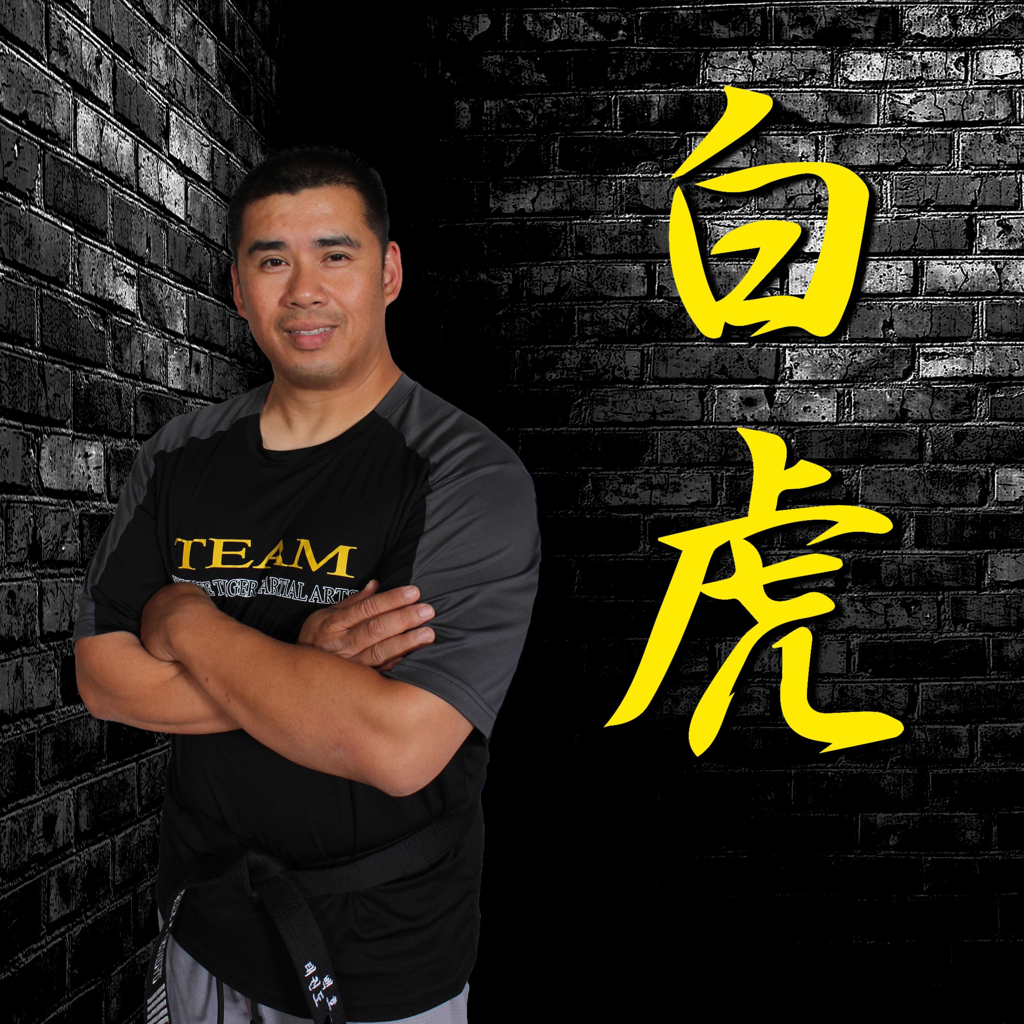 Master Reggie Trinidad in Wayne - White Tiger Martial Arts