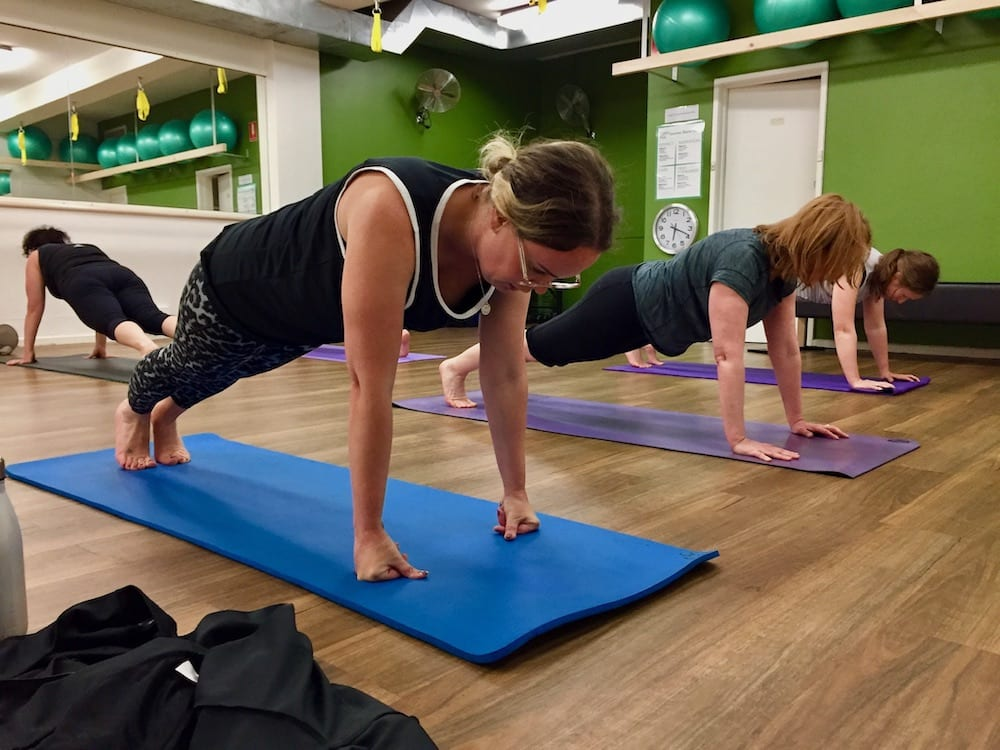 Mat Pilates near Highett