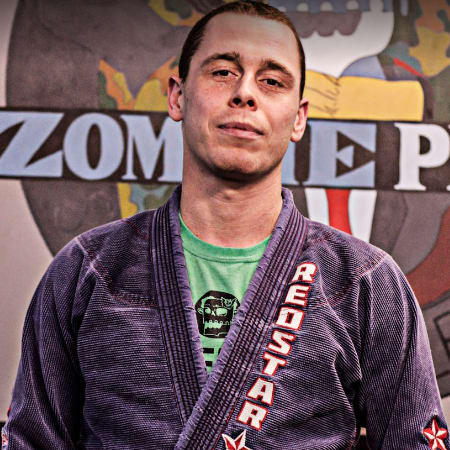 Matt George in Sydney - ZombieProof Brazilian Jiu Jitsu & Mixed Martial Arts