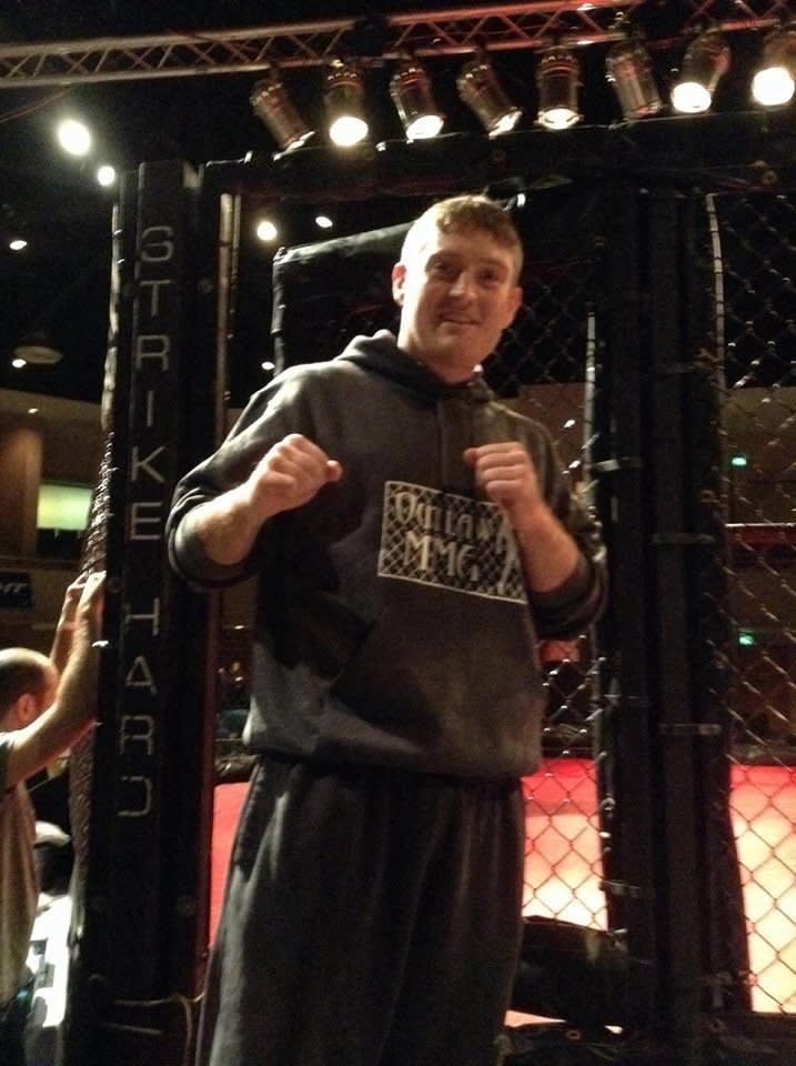 Matt Halfacre in Foley - Roufusport Martial Arts Foley