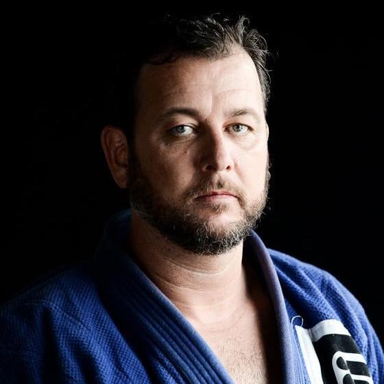 Matt Thornton in Portland - Straight Blast Gym Portland