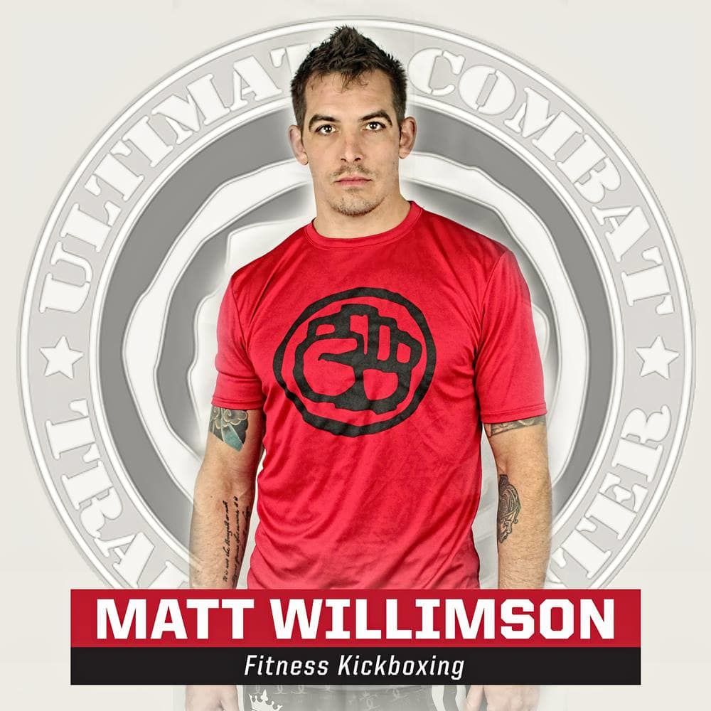 Matt Williamson in Salt Lake City - Ultimate Combat Training Center