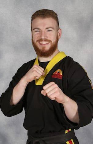 Matthew Barnell in Cicero - Karate John's Martial Arts