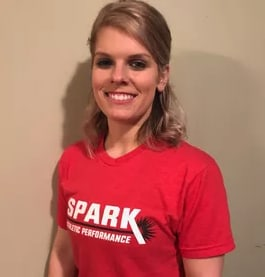 Meagan Gallimore in King - Spark Fitness and Performance