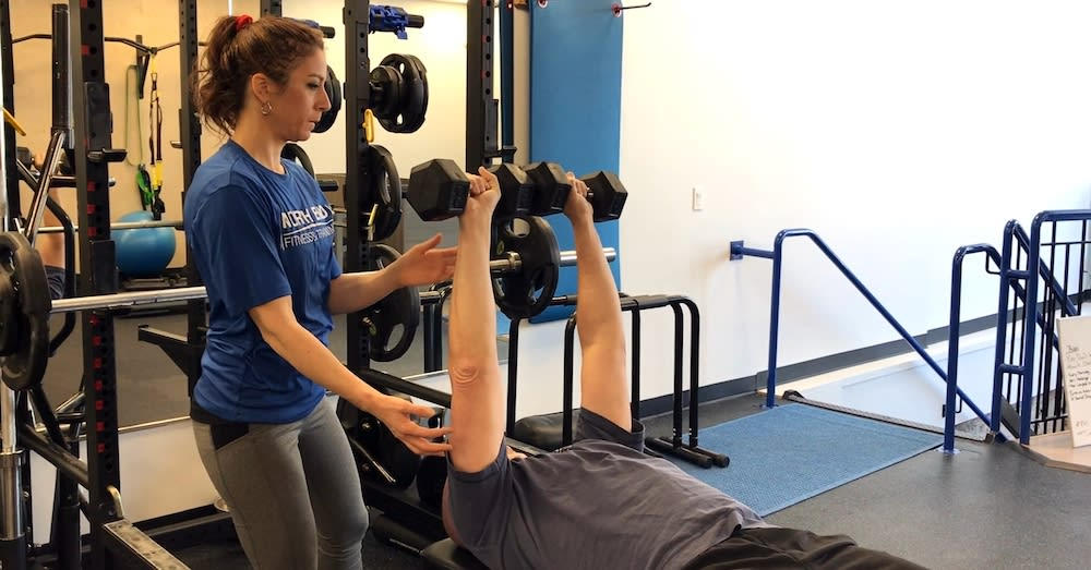 Mel in New Rochelle - North End Fitness & Training