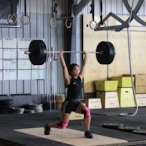 Melissa Chung in Winnipeg - Sublime Strength & Conditioning