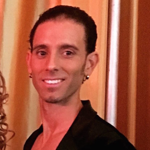 Michael Blanco in Richmond - Rhythm Inc. Dance Studio