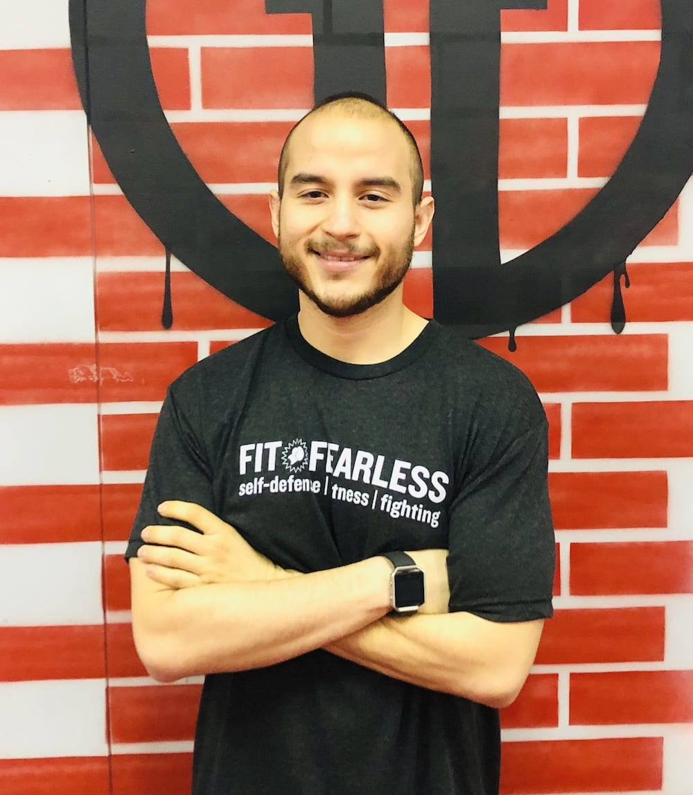 Michael Ortiz in Austin - Fit & Fearless