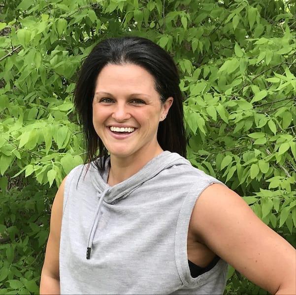 Michelle Badalucco in Omaha - Omaha Boot Camp