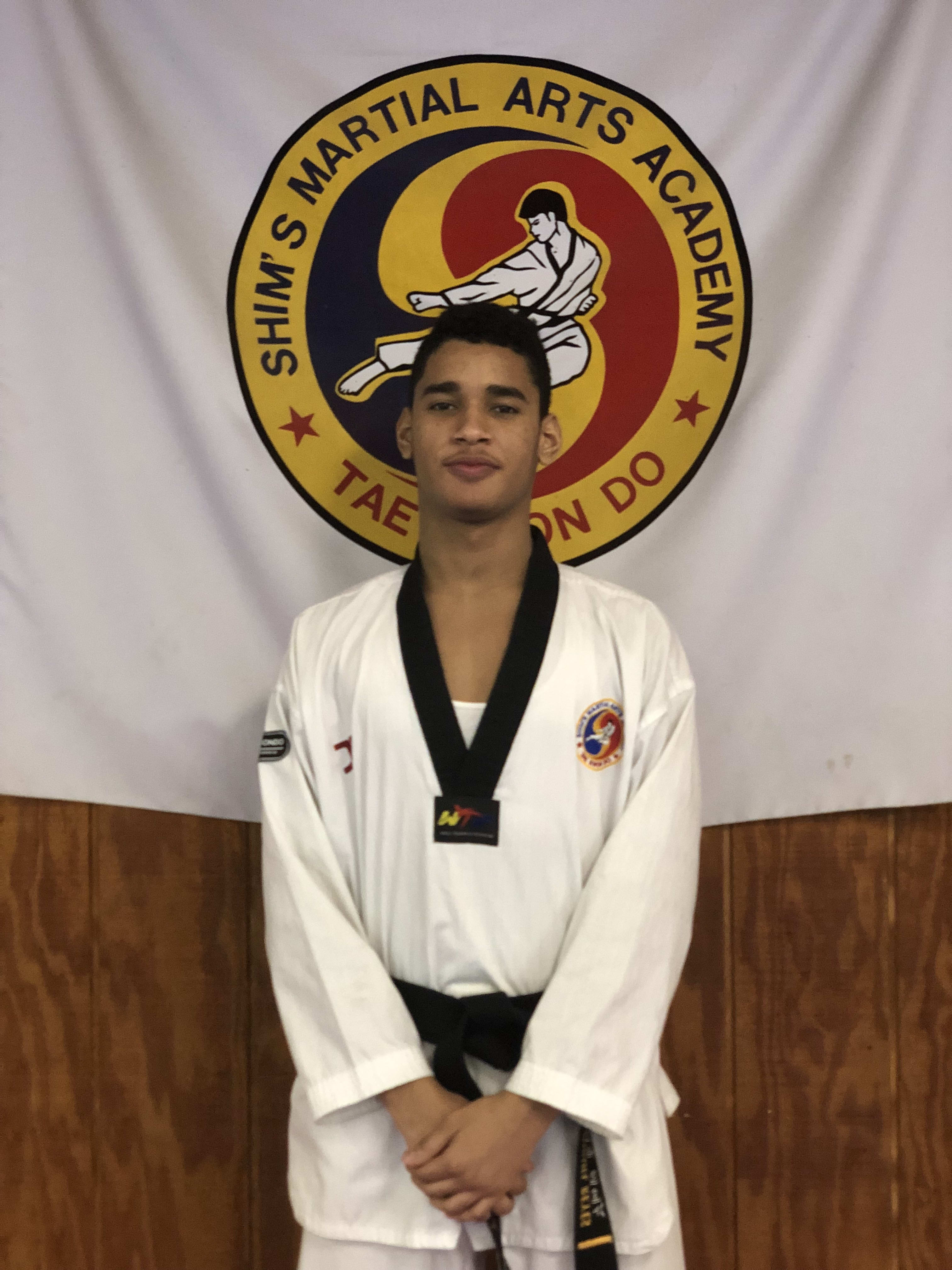 Miguel Reyes in Elizabeth - Shim's Martial Arts Academy