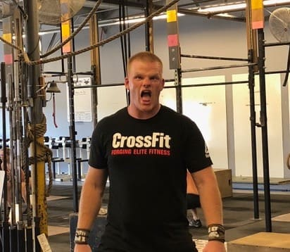 Brandon Jordan in Brandon - CrossFit BNI