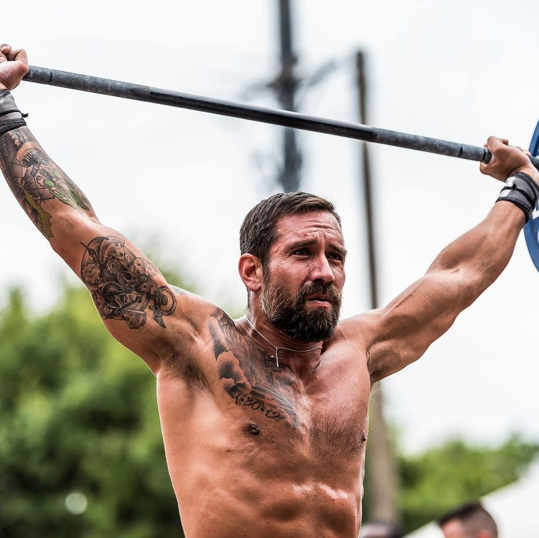 Mike Caldwell in Brandon - CrossFit BNI