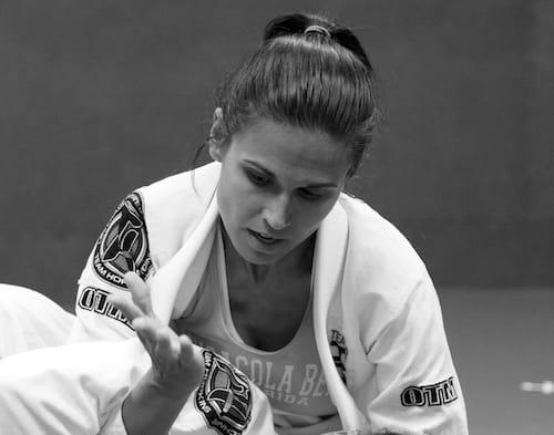 Monica Champagne in Lafayette - Champagne's Martial Arts