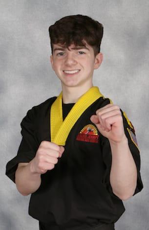 Mr. Annable in Cicero - Karate John's Martial Arts