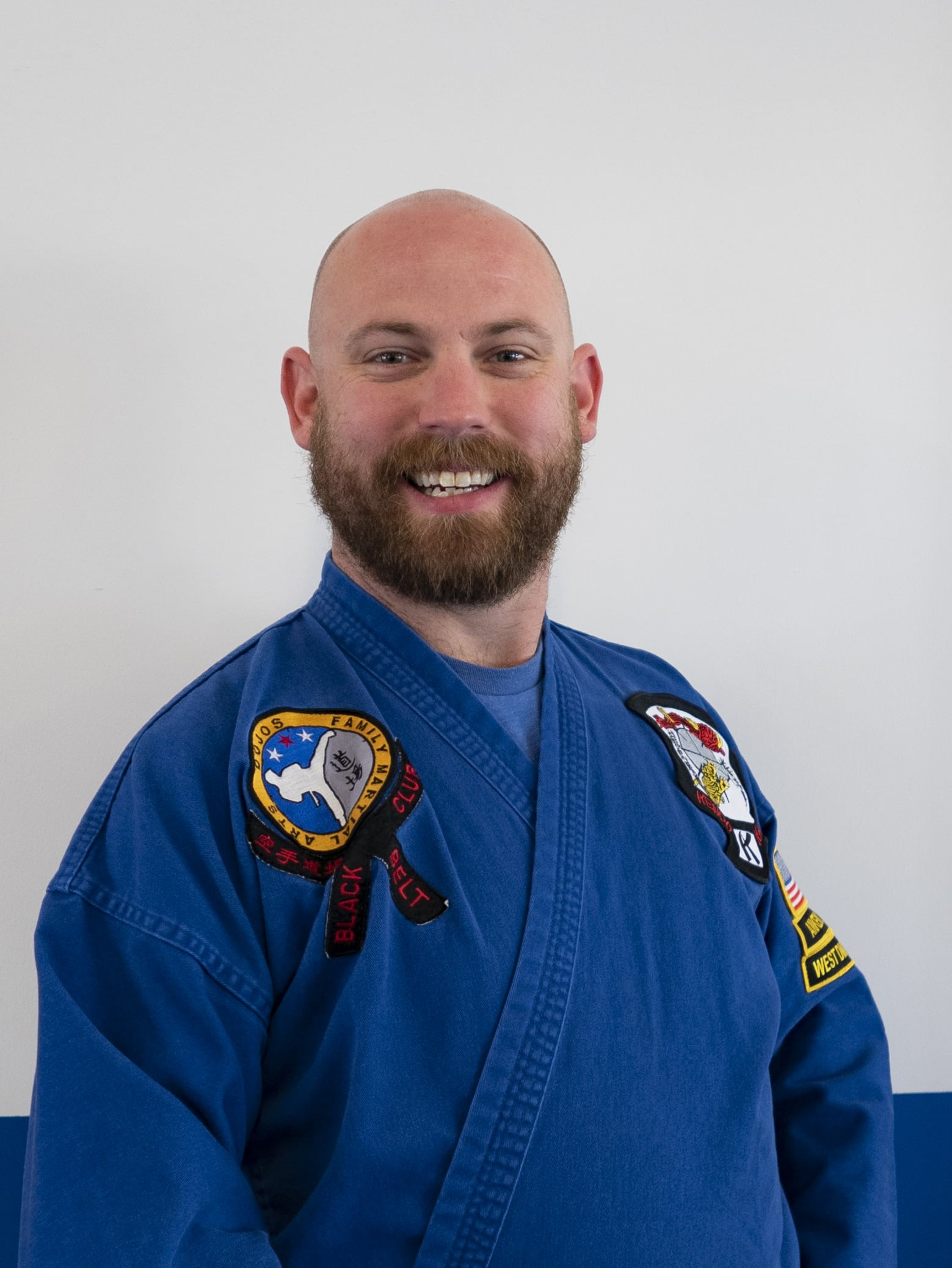 Mr. Loos in Ankeny and Johnston - Dojos Family Martial Arts