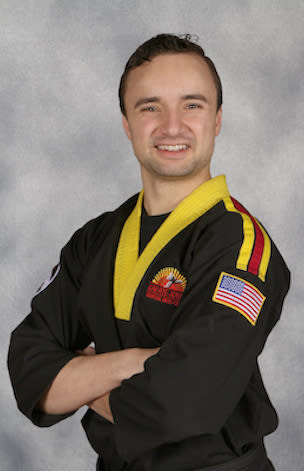 Mr. Webb in Cicero - Karate John's Martial Arts