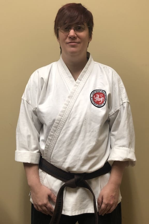 Ms. A. Howerton in Omaha - Championship Martial Arts - Omaha
