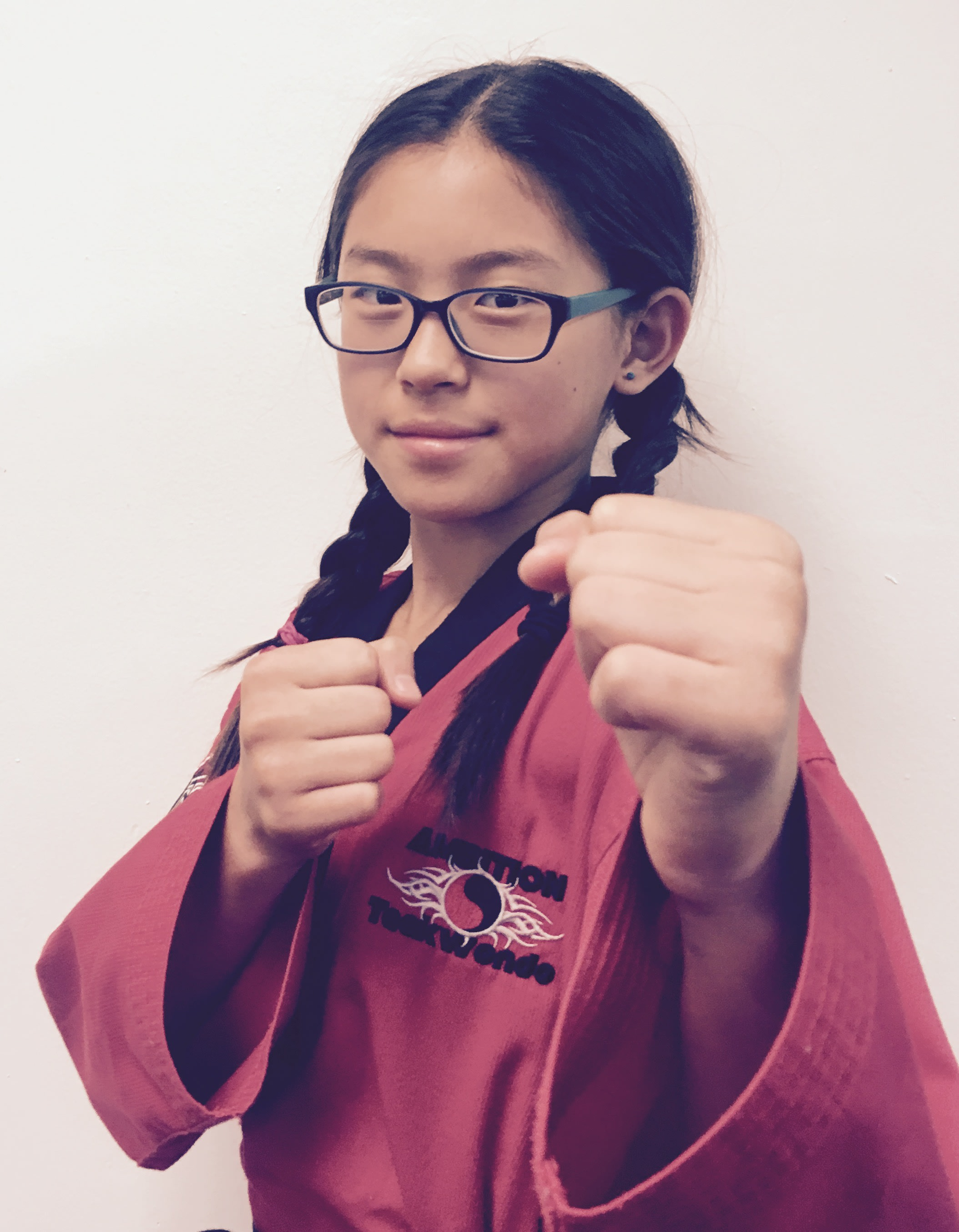 Ms Maisy in Burnsville - Ambition Taekwondo