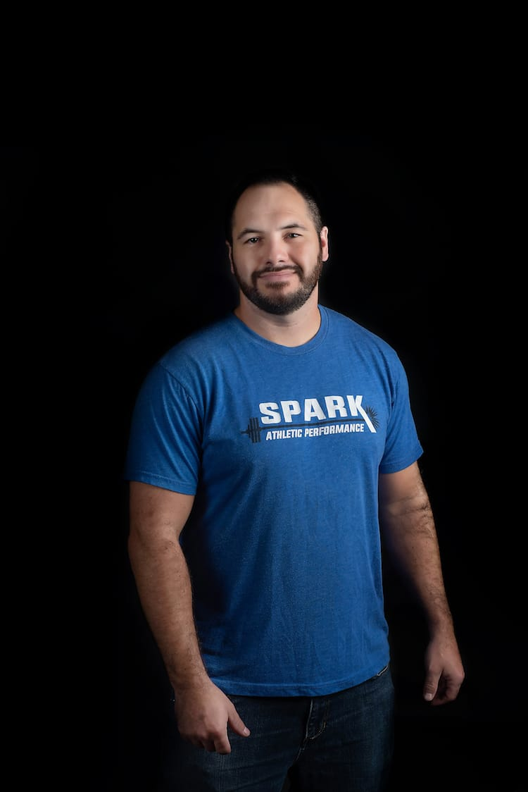 Nathan Long in King - Spark Fitness and Performance