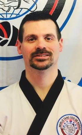 Master Nicholas Acri in Kingston - Jae Nam Training Academy