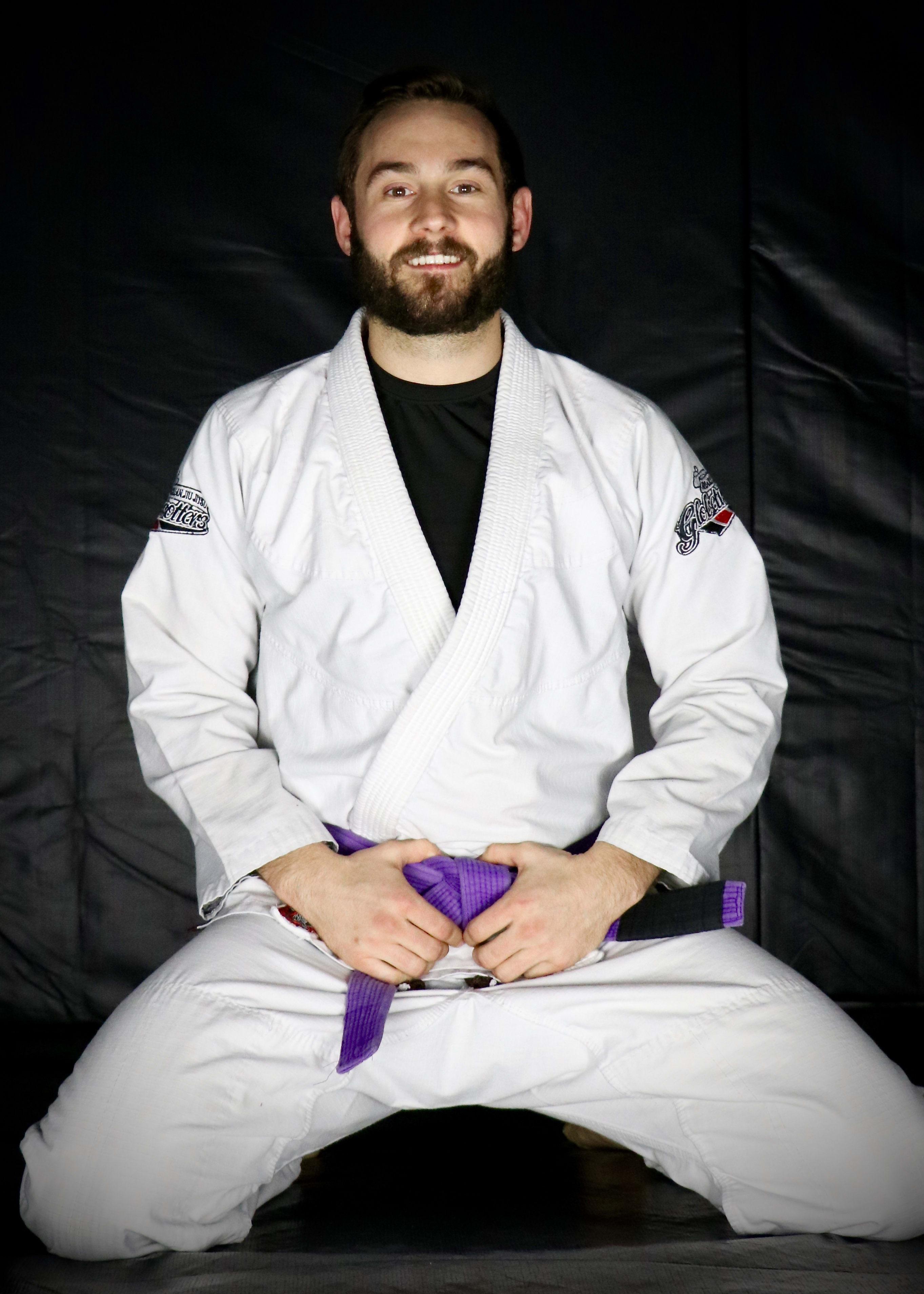 Nick Lanspa in Denver - Dark Horse Combat Club