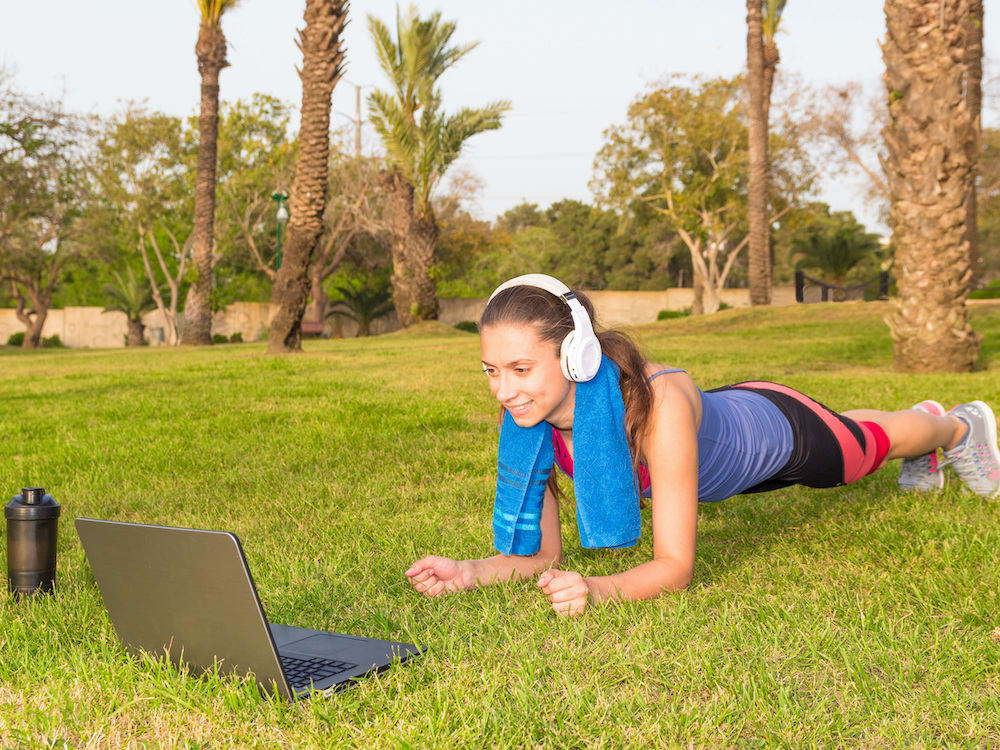Online Personal Training near New York