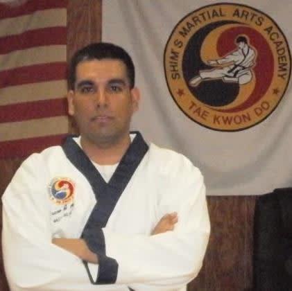 Oscar Alfaro in Elizabeth - Shim's Martial Arts Academy