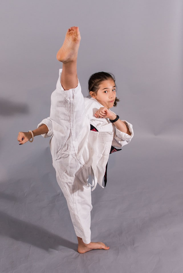Patience Nguyen in Medford - Xtreme Ninja Martial Arts Center