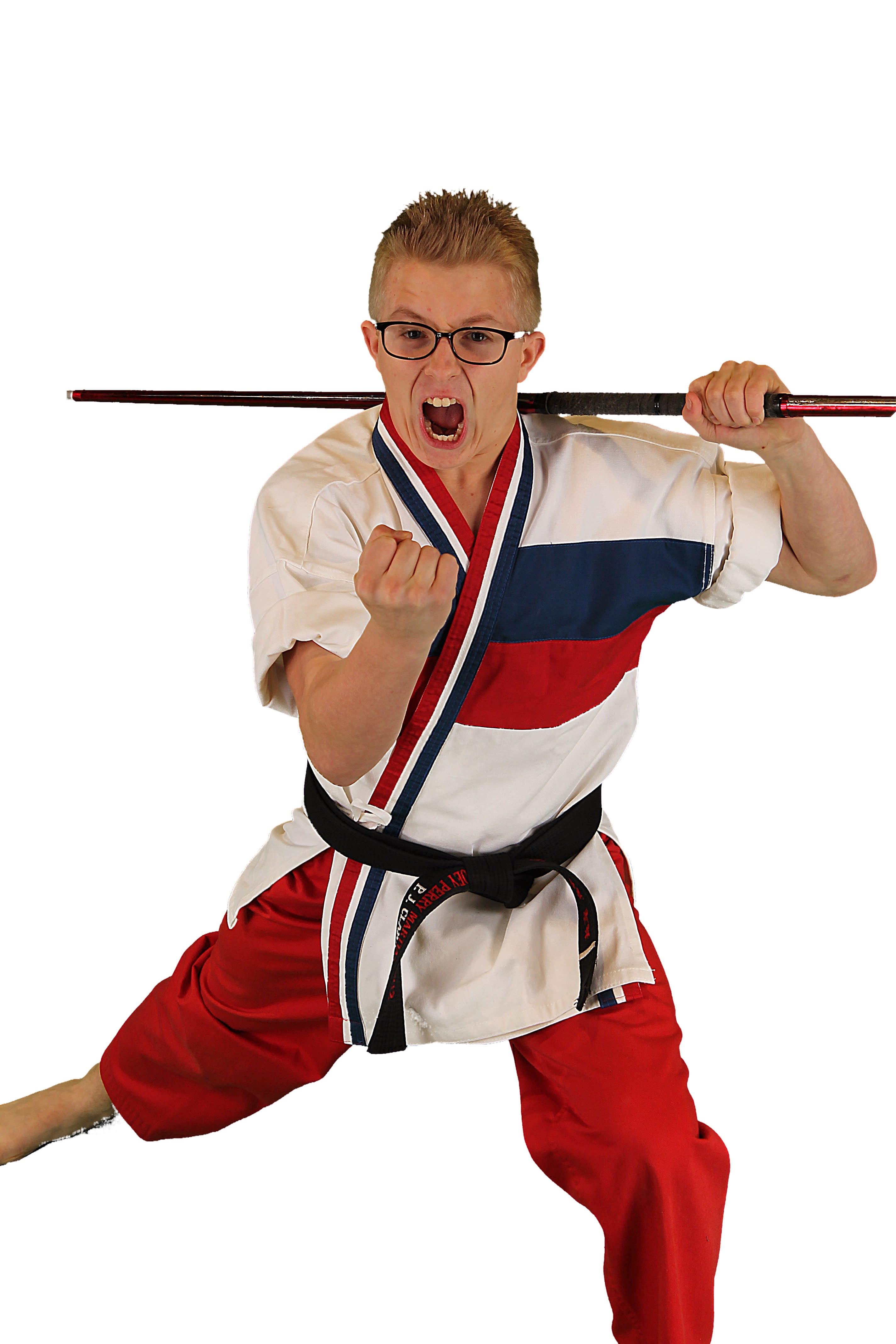 PJ Clark in Jonesboro - Joey Perry Martial Arts Academy