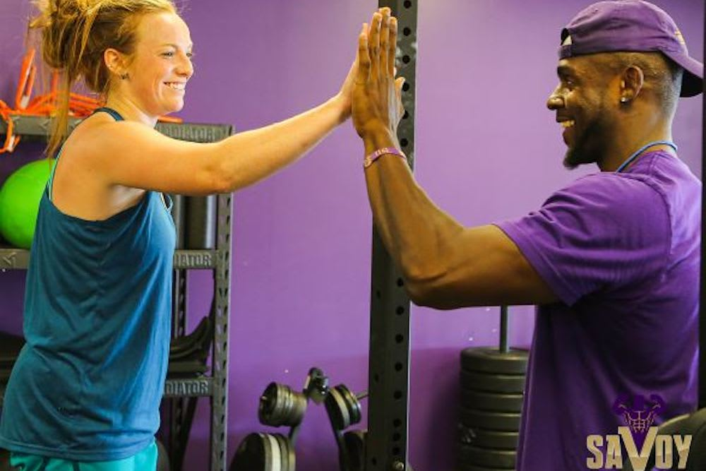 personal training and group fitness near Clarksville, IN