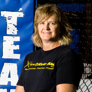 Patti London in St. Louis - Xtreme Krav Maga