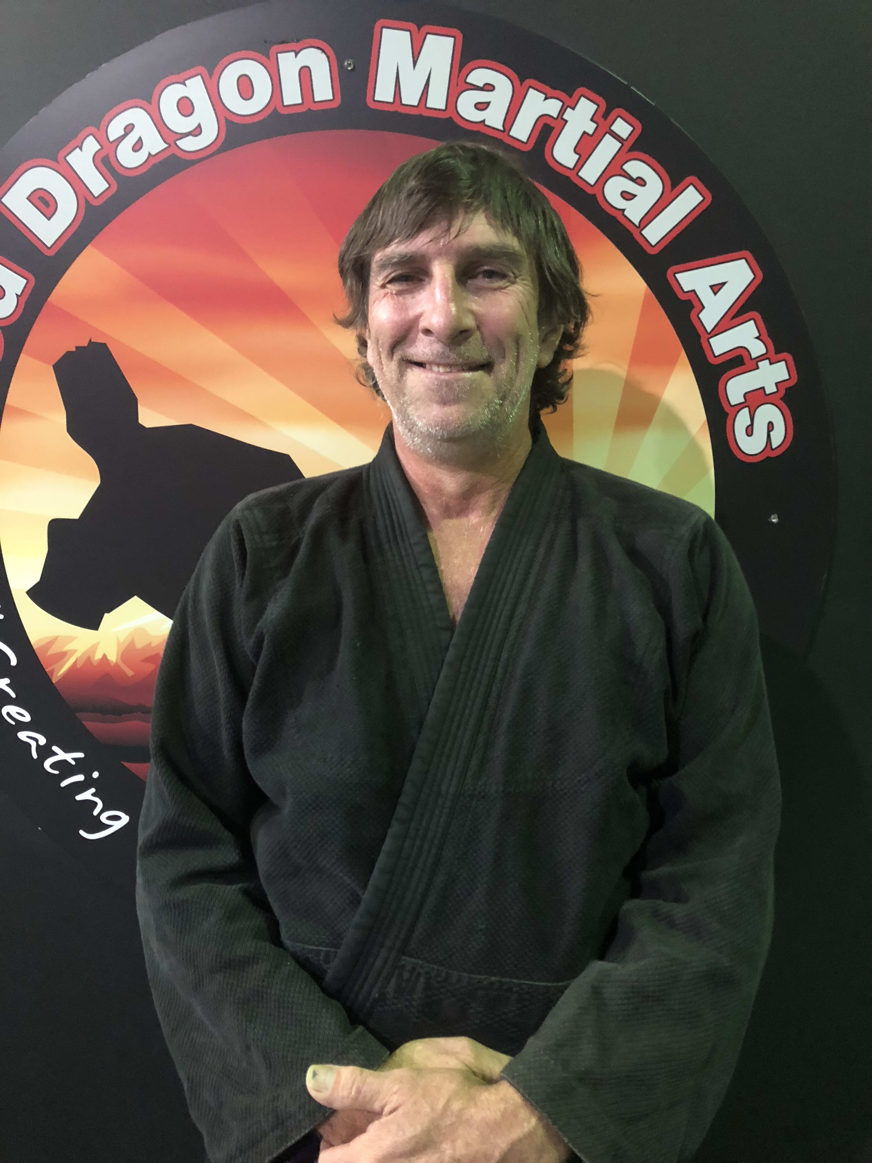 Paul Jones in Caboolture - Red Dragon Martial Arts