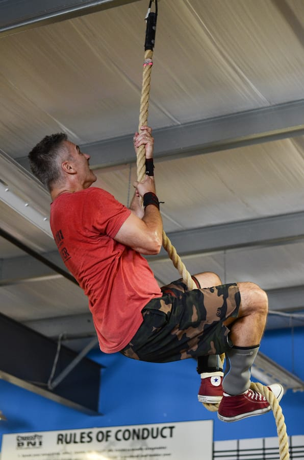Paul Levesque crossfit riverview tampa bay and brandon