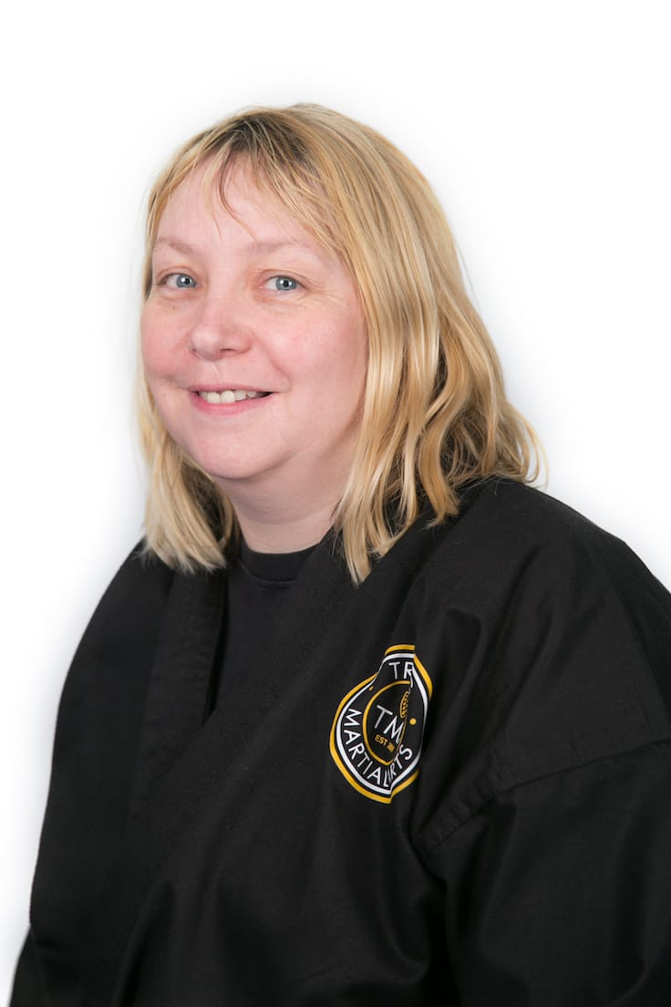 Sensei  Paula Andrews in Tring - Tring Martial Arts