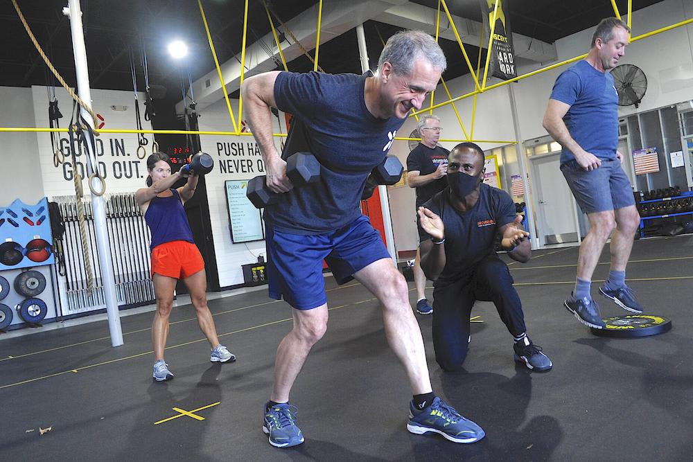Group Fitness Classes near Birmingham